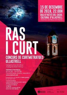 Projecció Concurs curtmetratges Ras i Curt