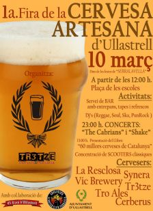 fira cervesa-cartell