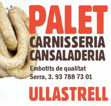 Palet Carnisseria Cansaladeria